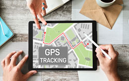 Fleet tracker device with route optimization