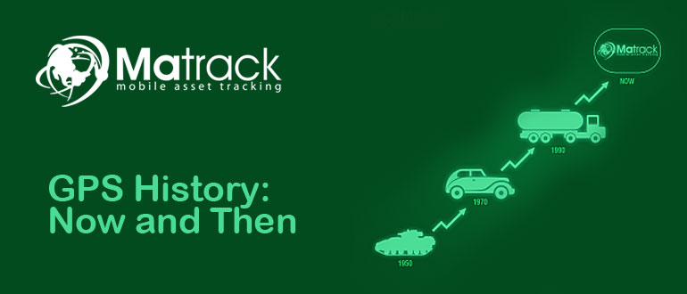 GPS History: Now and Then