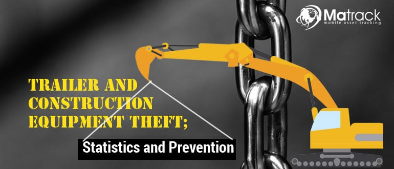 Construction equipment theft image