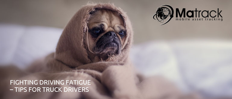Fighting Driving Fatigue – Tips For Truck Drivers