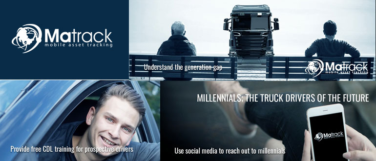 Millennials; The Truck Drivers Of The Future