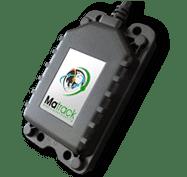 MA-HW Silver Weatherproof Hardwire asset tracker