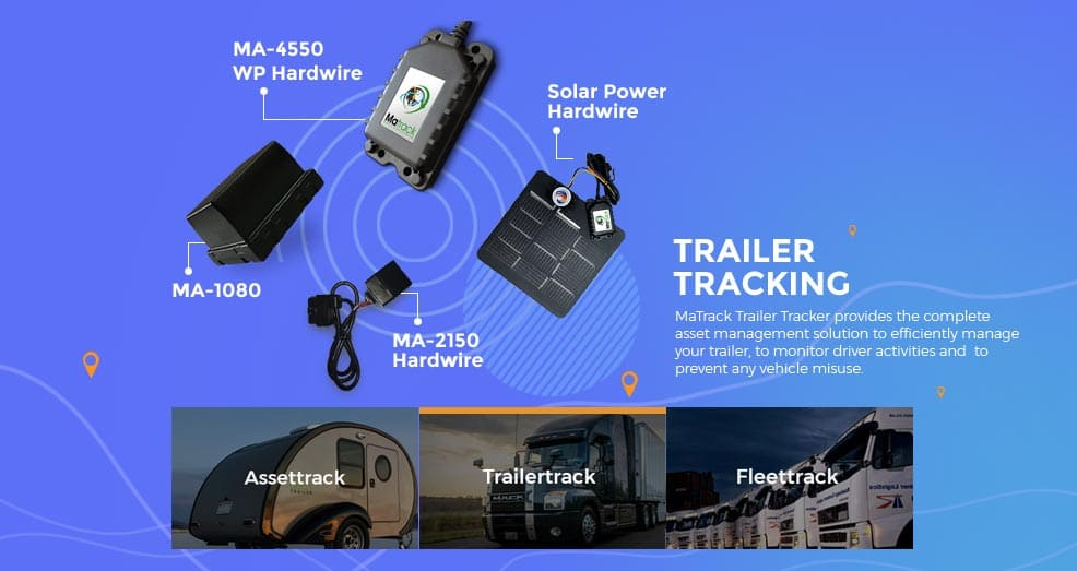 GPS trailer tracking slider image
