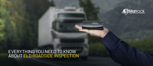 ELD Roadside inspection