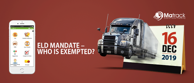 ELD Mandate – Who Is Exempted?