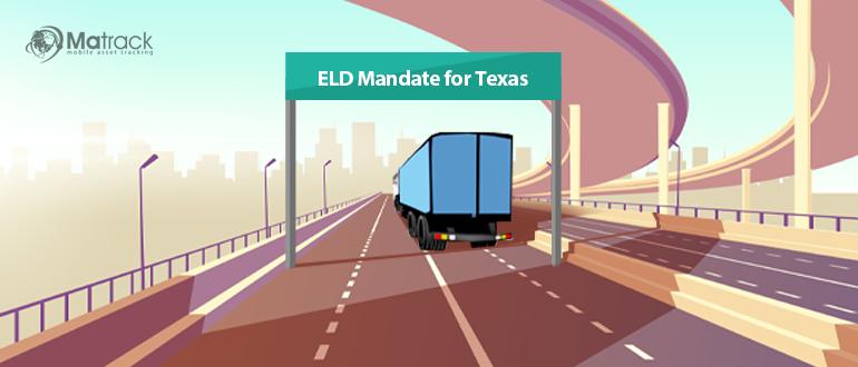 ELD Mandate For Texas