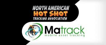 Matrack GPS And North American Hot-Shot Trucker Association (NAHSTA) Announce New Partnership!