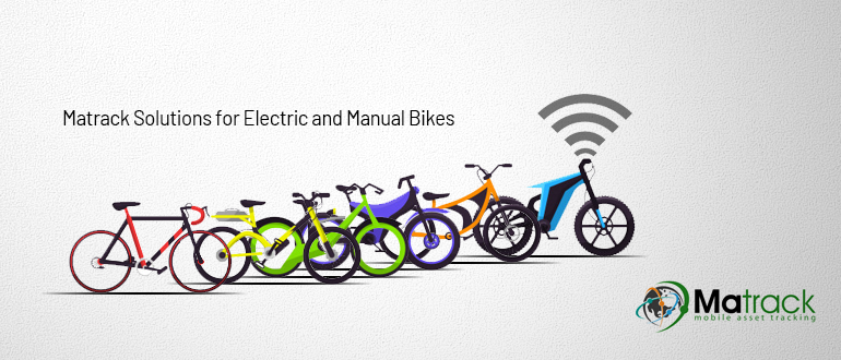 Matrack solution for Electric and Manual bikes (1)