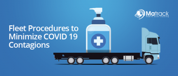 Fleet Procedures To Minimize COVID 19 Contagions