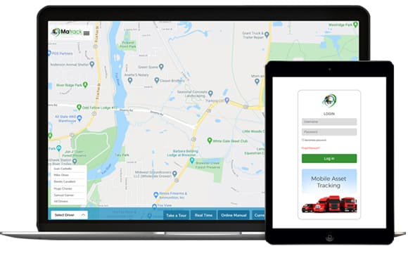 Detect and Monitor Unauthorized Vehicle usage using asset tracking