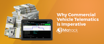 Commercial Vehicle Telematics Is Imperative